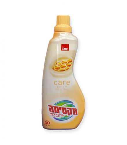 מרכך כביסה מרוכז חלב ודבש 1 ליטר מקסימה - סנו