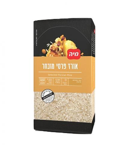 אורז פרסי סלקטד 500 גרם מיה