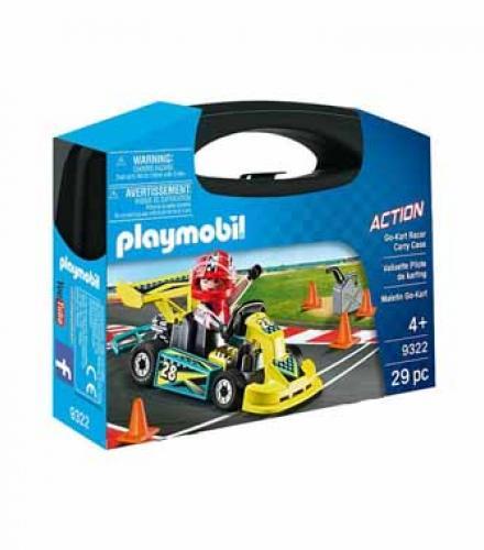 קארטינג 9322 Playmobil City Action