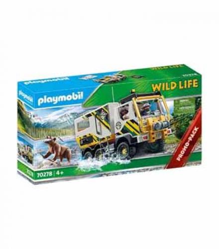 פליימוביל גן חיות עירוני: משאית שטח 70278