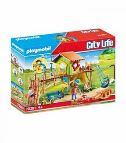 פליימוביל פעוטון: מתקני משחקים לחצר 70281