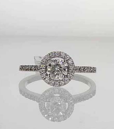 טבעת עגול