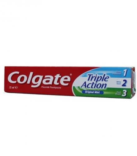 משחת שיניים טריפל אקשן 75 מ