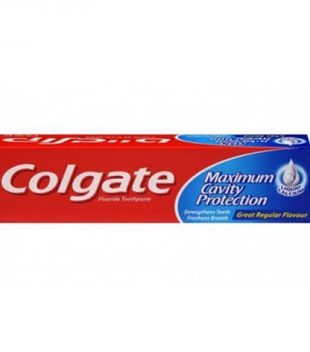 משחת שיניים אדומה להגנה מקסימאלית בפני עששת 75 מ