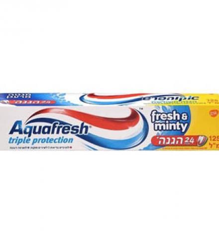 משחת שיניים אקווה פרש מנטה 125 מ