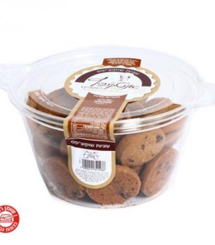 עוגיות שוקוצ'יפס 600 גר בד