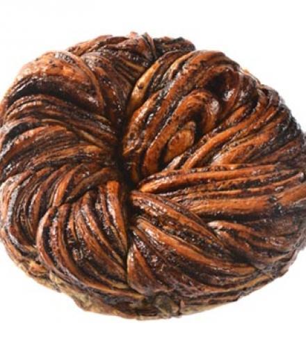 עוגת דניש בטעם שוקולד אנטיקוביץ 500 גרם בד
