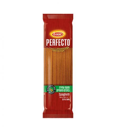 פרפקטו ספגטי עתיר בסיבים תזונתיים 500 גרם - אוסם