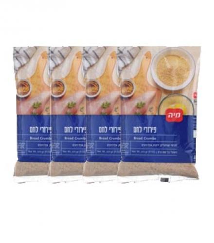 פרורי לחם לבנים 200 גרם מיה 4 ב 9.90