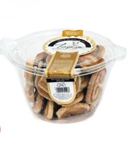 עוגיות אוזניים קינמון בדלי אנטיקוביץ 600 גרם בד