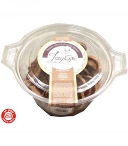 עוגיות אוזניים שוקולד בדלי אנטיקוביץ 600 גרם בד