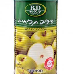 סירופ תפוחים 1.2 ליטר בי אנד די עד