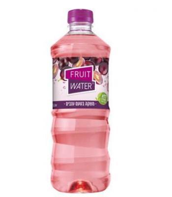 שוופס מי פירות ענבים 1.5 ליטר כשל