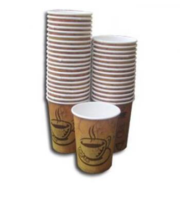 כוסות לקפה בינוניות (8 b oz) 40 יחידות