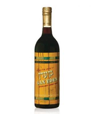 יין אדום לקידוש גן עדן 750 מ