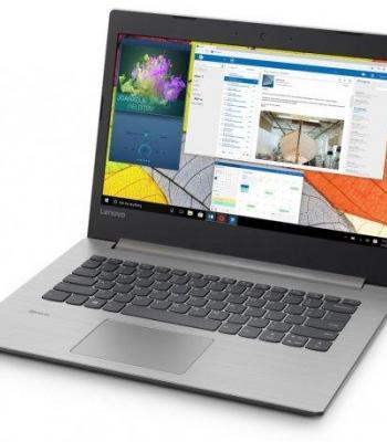 מחשב נייד של lenovo מסדרת IdeaPad עם מעבד .Pentium Silver עם דיסק SSD