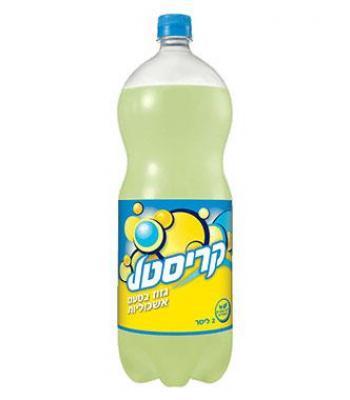 מיץ אשכוליות מוגז קריסטל 2 ליטר כשל