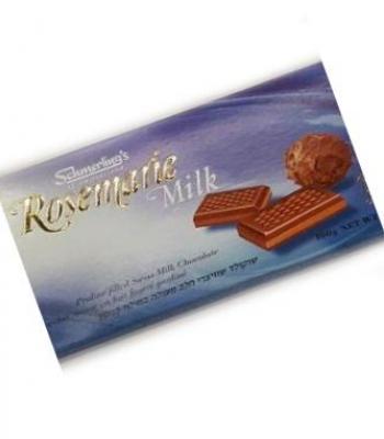 שוקולד רוזמרי חלבי 100 גרם שמרלינג כשל