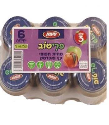 פריטוב תפוח ואפרסק שלב 3 טעמן עד