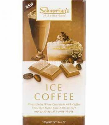 שוקולד שמרלינג אייס קפה 100 גרם כשל