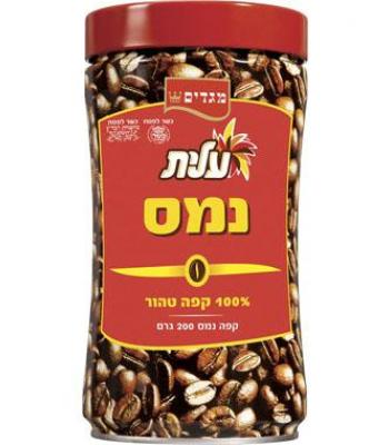 קפה נמס מגדים 200 גרם עלית  עד