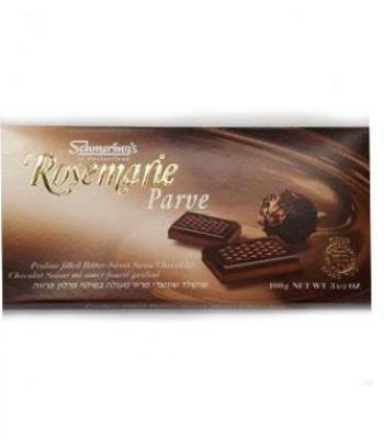 שוקולד מריר במילוי פרלין שניידרס 100 גרם כשל