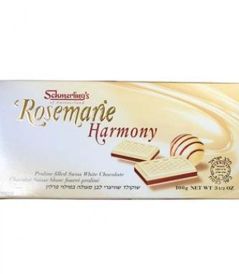 שוקולד רוזמרי הרמוני לבן 100 גרם שמרלינג כשל