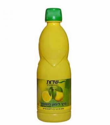 מיץ לימון 500 מ