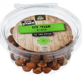 אגוז לוז טבעי 150 גרם הטיב בד