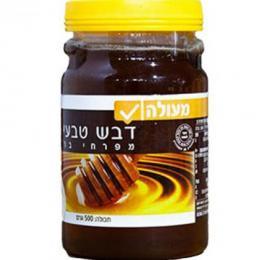 דבש בצנצנת מעולה 500 גרם עד