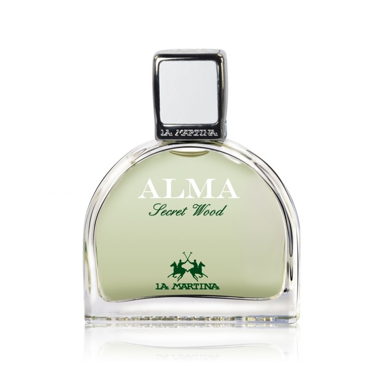 La Martina Alma Secret Wood - Eau de Parfum for man and women