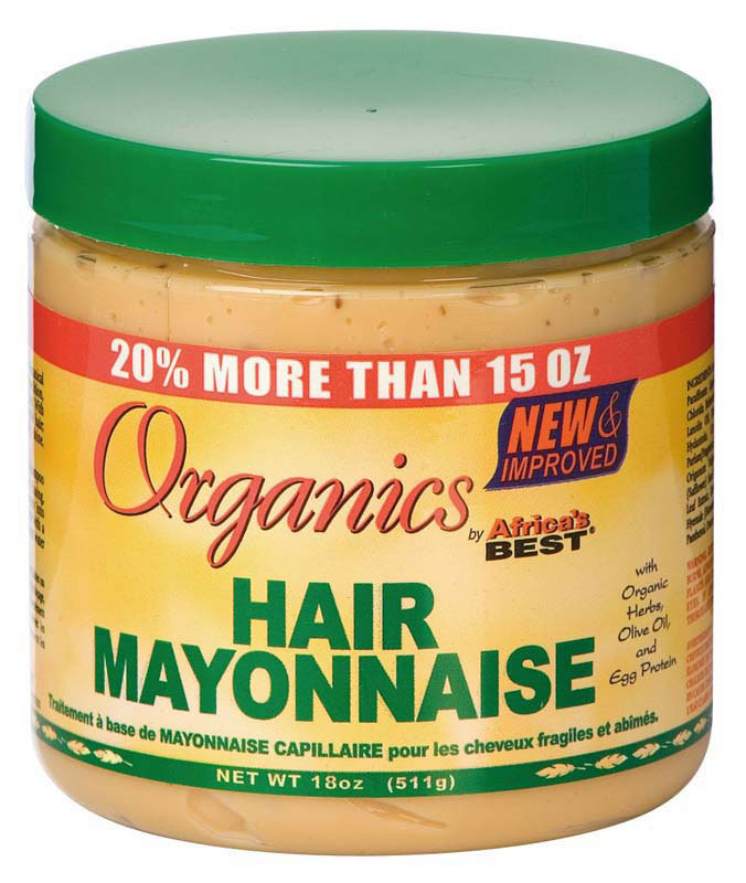 Africa's Best Organic Hair Mayonnaise 511 g