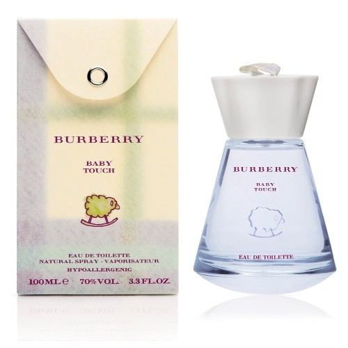 Burberry Baby Touch - Eau De Toilette for Kids 100 ml