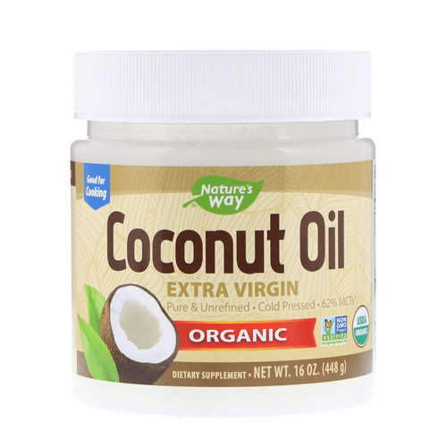 Nature's Way Organic Coconut Oil  448gm