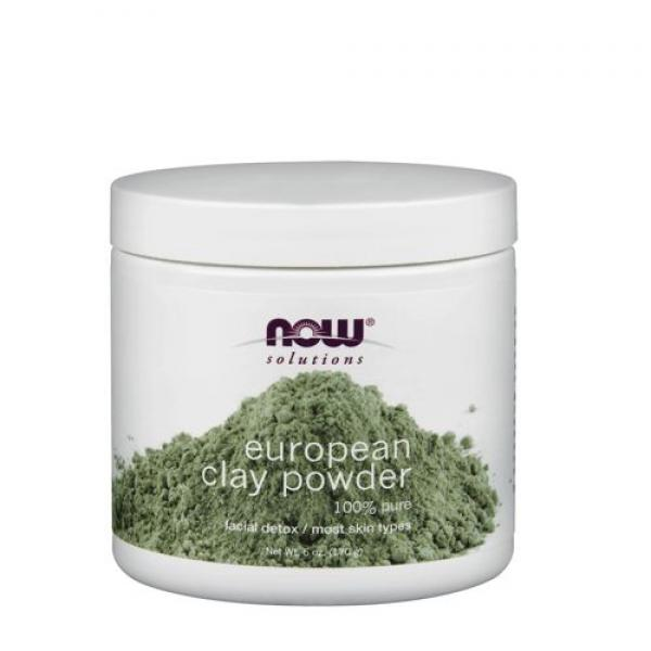 Now Solutions European Clay Powder for Skin