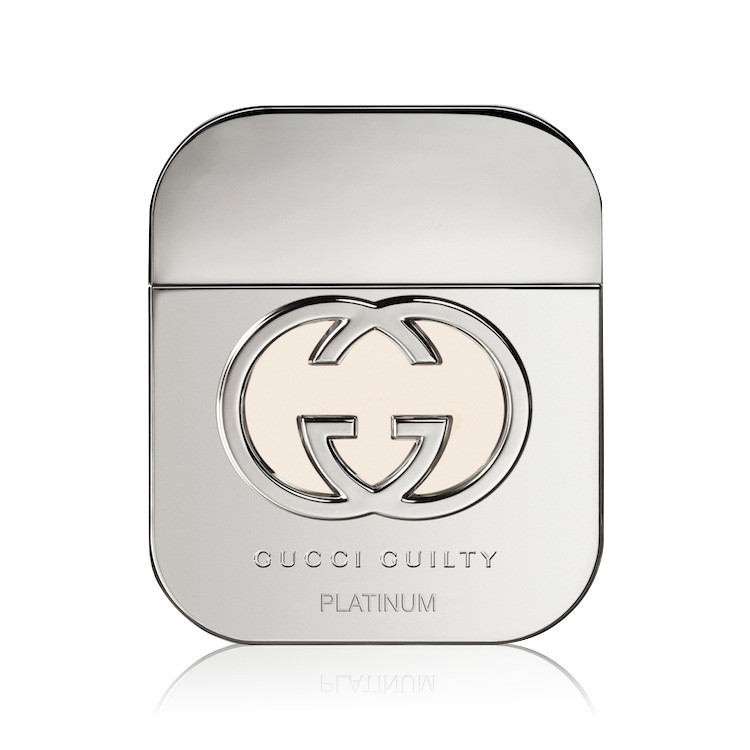 Gucci Guilty Platinum Edition - Eau de Toilette For Women 75 ml