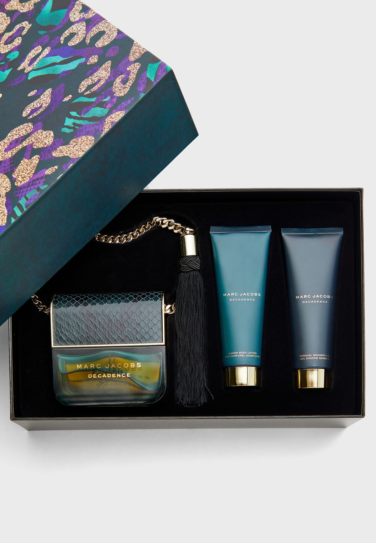 Marc Jacobs Decadence Gift Set - Eau de Perfum for Women