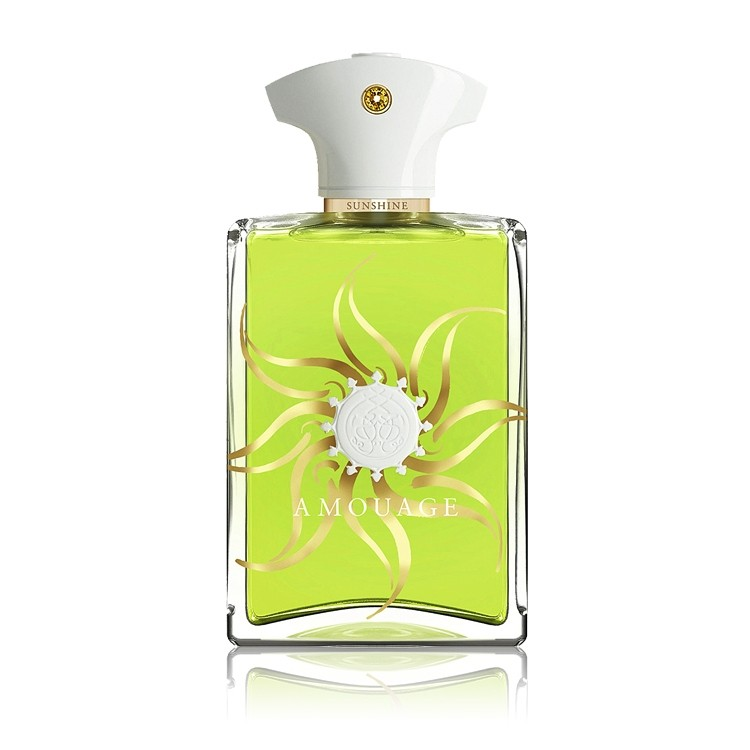 Amouage Sunshine - Eau de Parfum For man 100 ml