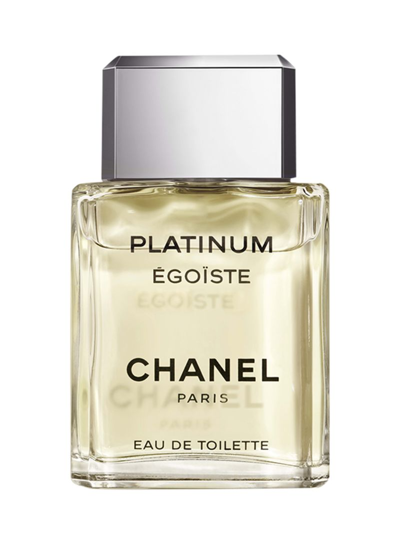 Chanel Platinum Egoiste - Eau de Toilette For Men