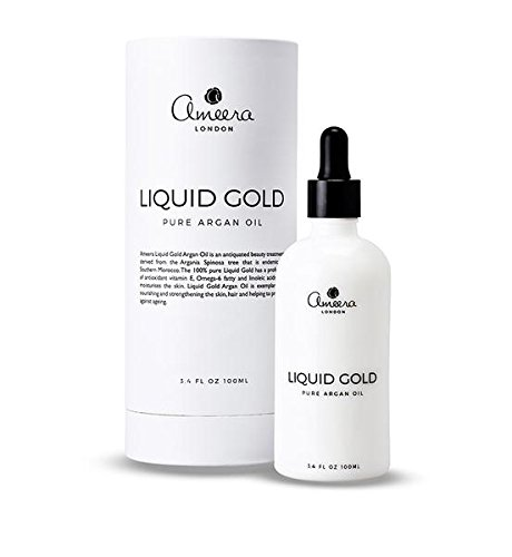 Ameera London Liquid Gold Pure Argan Oil