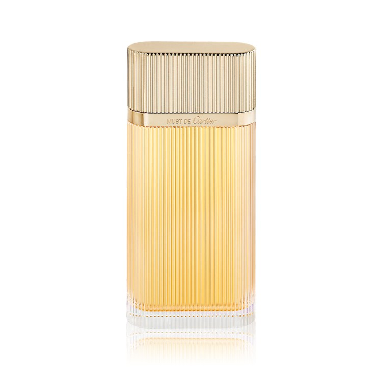Cartier Must De Cartier Gold - Eau de Parfum For Women 100 ml