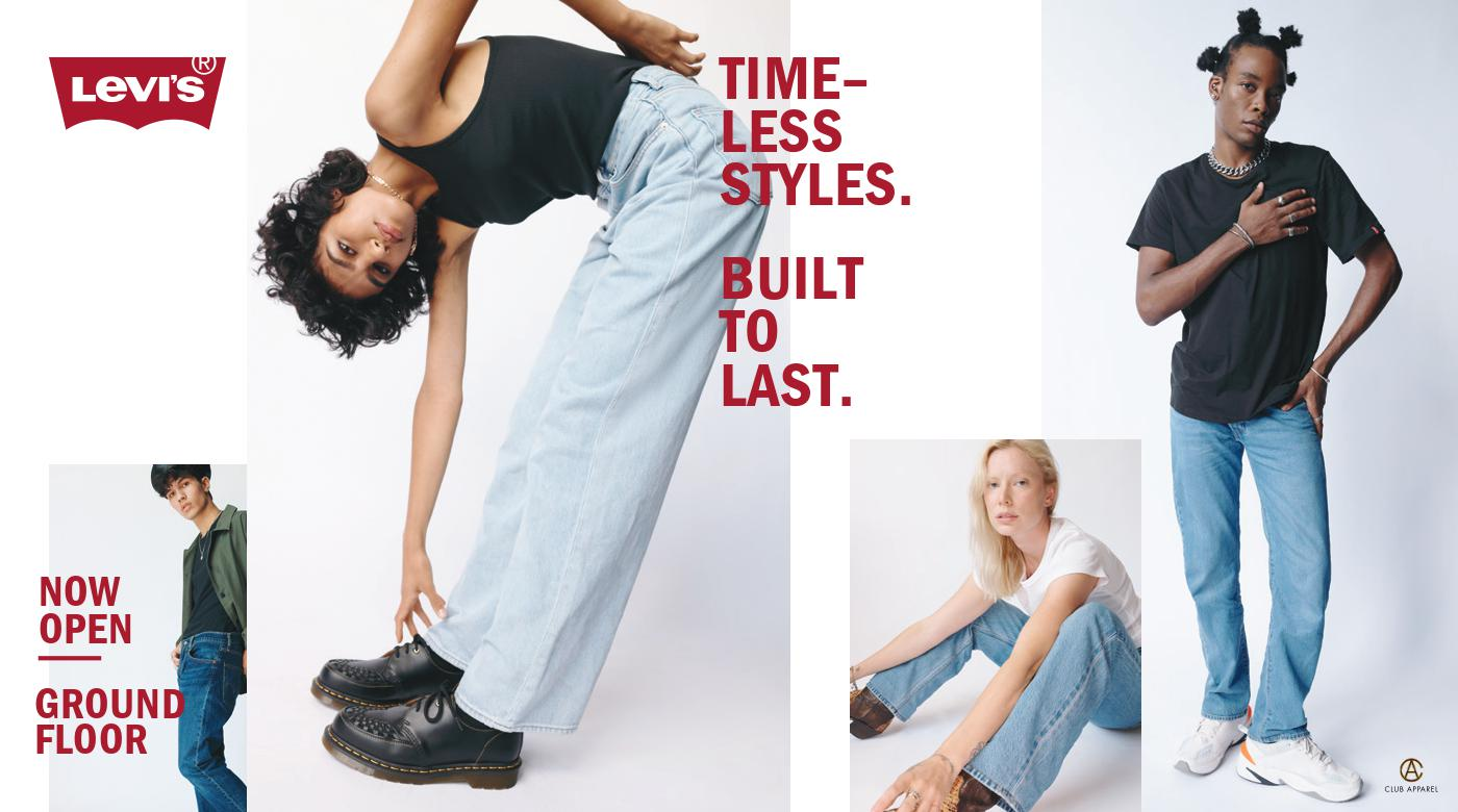 20% Off! offer at Levi's