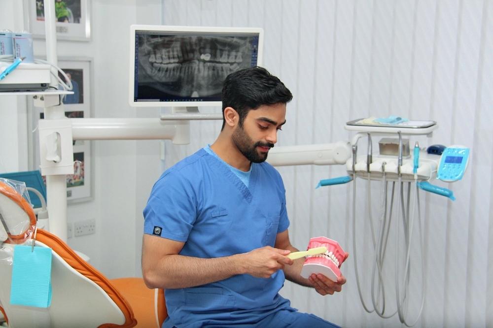 Up to 50% Off! offer at Dr. Rashad Al-Alawi Dental Center