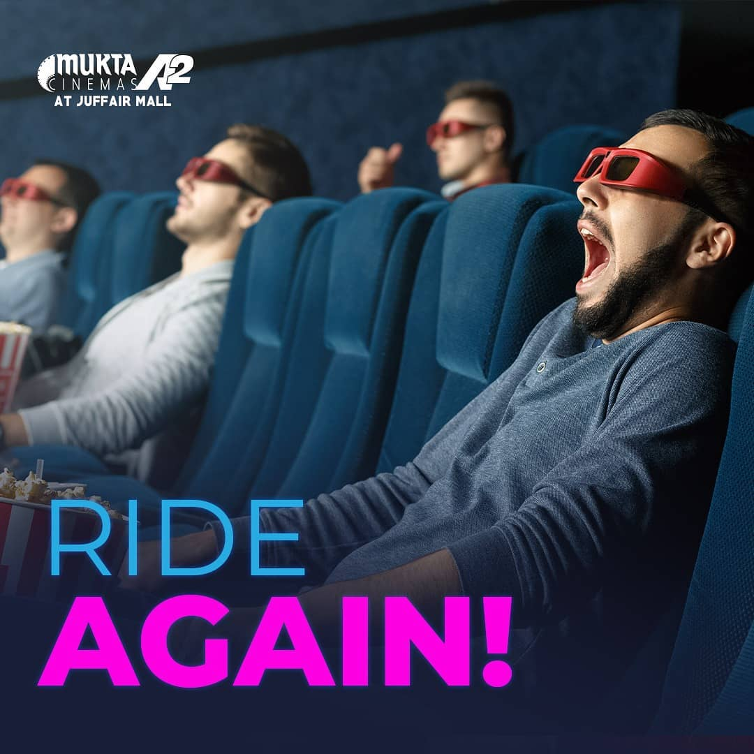 25% Off! offer at Mukta A2 Cinemas