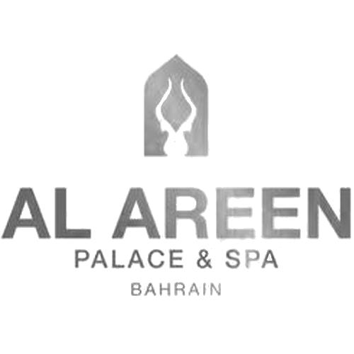 partner al areen palace and spa logo