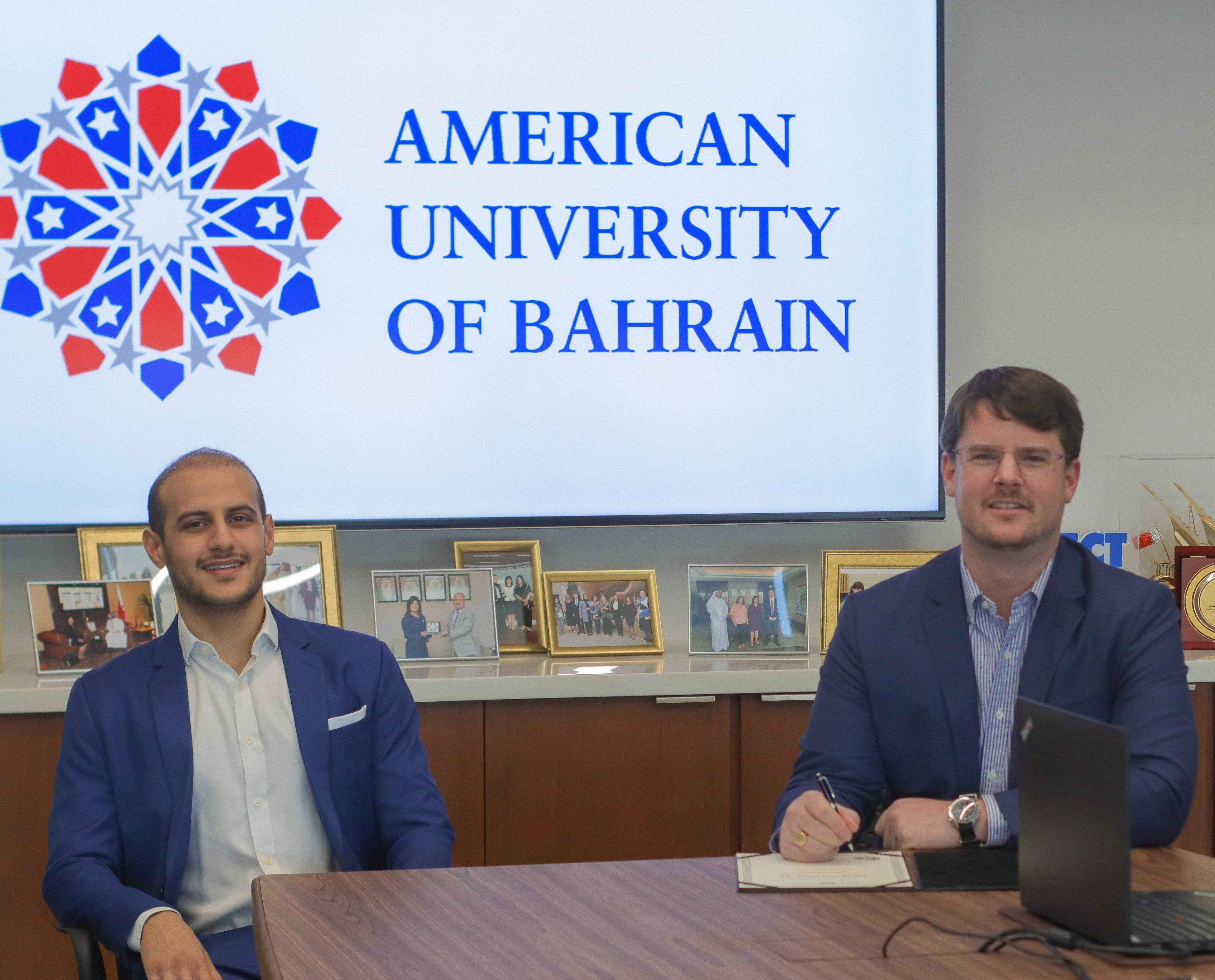Bahrain's Unipal signs MoU with the AUBH blog