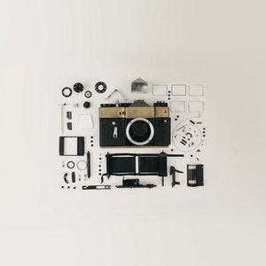 اكسسوارات كاميرا احترافية