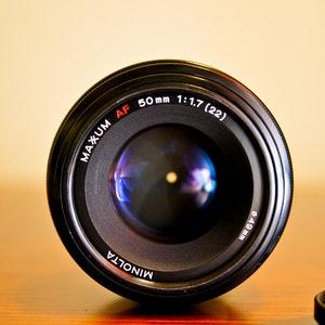عدسات التصوير الفوتوغرافي